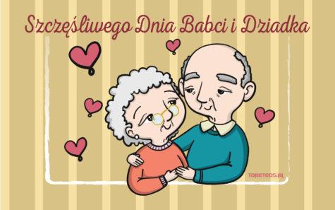 obrazek babci i dziadka