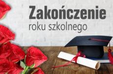 Więcej o: Zakończenie Roku Szkolnego 2020/21
