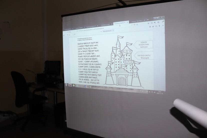 zdjęcie projektora