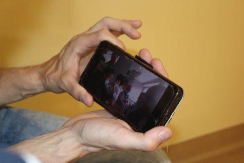 telefon z video rozmową