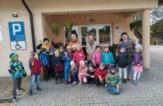 Więcej o: Wizyta Przedszkolaków z Piasku